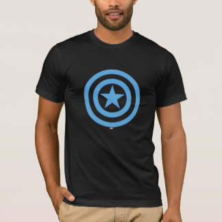 Captain America Super Soldier Logo T-Shirt