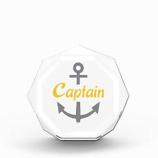 Captain Anchor Award