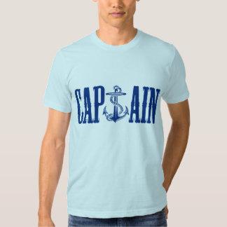 Captain Anchor Tshirt