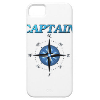 Captain And Compass Rose iPhone 5 Case