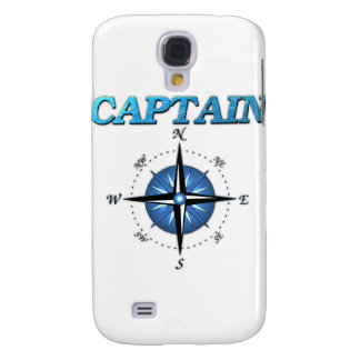 Captain And Compass Rose Samsung Galaxy S4 Cover