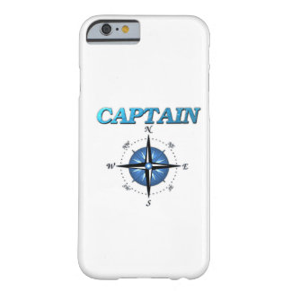 Captain And Compass Rose Barely There iPhone 6 Case