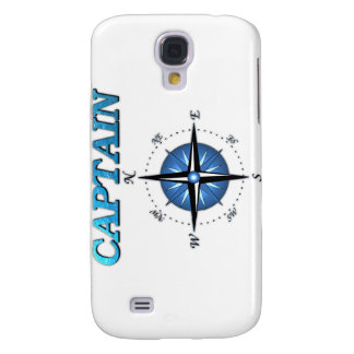Captain And Compass Rose Samsung S4 Case
