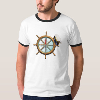 Captain at the Helm T-Shirt