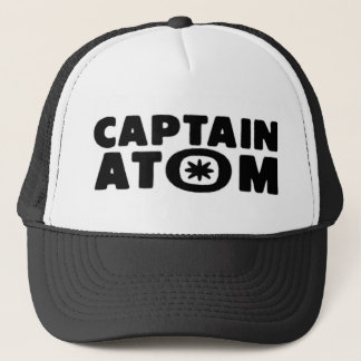 Captain Atom 2 Trucker Hat