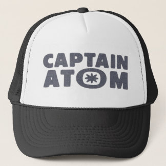 Captain Atom Trucker Hat
