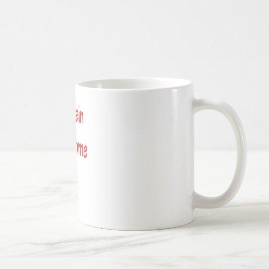 Captain Awesome Coffee Mug