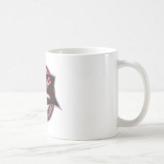 Captain Barbecue Classic White Coffee Mug