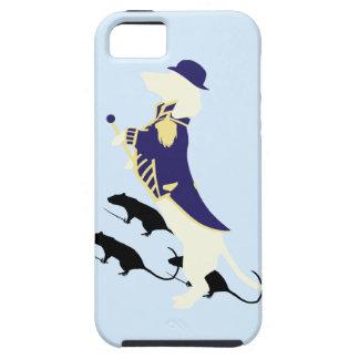 Captain Barktholomew the Dachshund iPhone SE/5/5s Case
