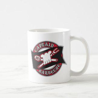 Captain BBQ Coffee Mug