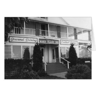 Captain Bill Collier's Inn, Marco Island, Florida Card