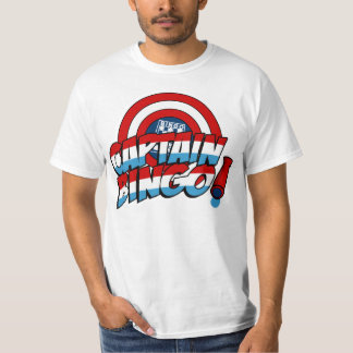 Captain Bingo Shirt