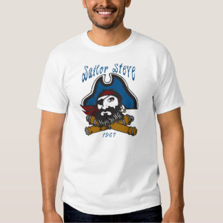 Captain Blackbeard T Shirt