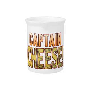 Captain Blue Cheese Beverage Pitcher