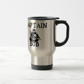 Captain Bob (Pirate Ship) Travel Mug