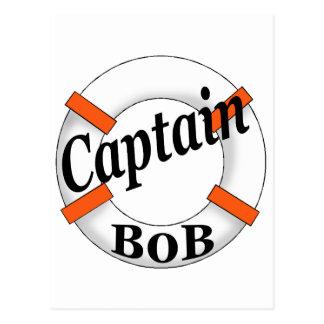 captain bob post cards