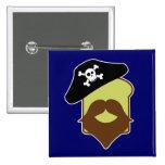 Captain Breadbeard Pins