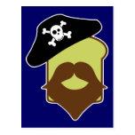 Captain Breadbeard Post Cards