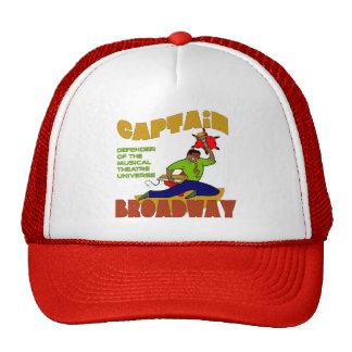 Captain Broadway (dark skin) Hat