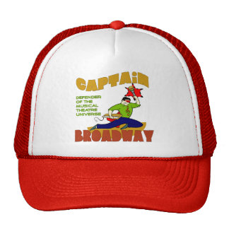 Captain Broadway (lite skin) Hat