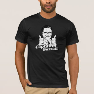 Captain Buzzkill.png T-Shirt