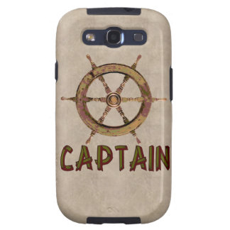 Captain Samsung Galaxy SIII Cover