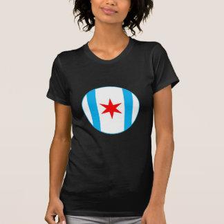Captain Chicago Shield T-Shirt