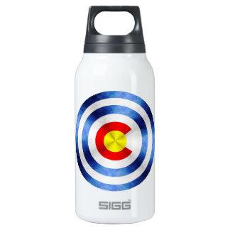 Captain Colorado Hero Shield Insulated Water Bottle