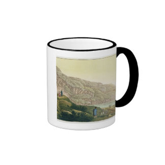 Captain Cook (1728-79) in Alaska during his voyage Coffee Mug