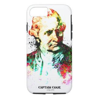 Captain Cook iPhone 7 Case