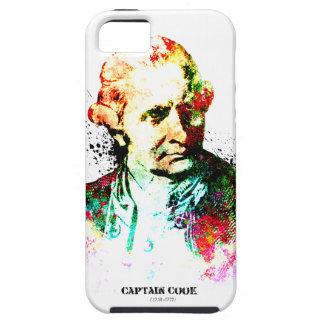 Captain Cook iPhone SE/5/5s Case