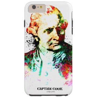 Captain Cook Tough iPhone 6 Plus Case