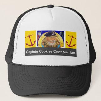 Captain Cookies Hat