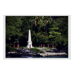 Captain Cook's Monument - Hawaii Posters
