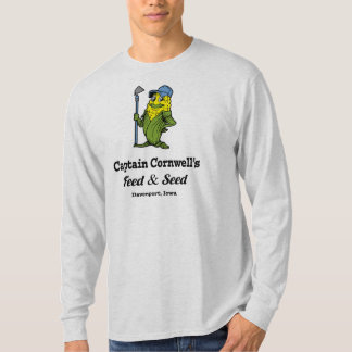 Captain Cornwell's Feed & Seed T-Shirt