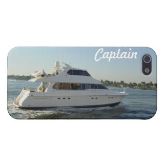 Captain Cover For iPhone 5