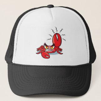 Captain Crabby Pants Trucker Hat