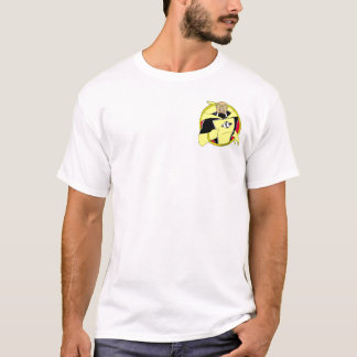 """Captain Cure """"Be Strong"""" tee"""
