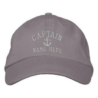 Captain - customizable baseball cap