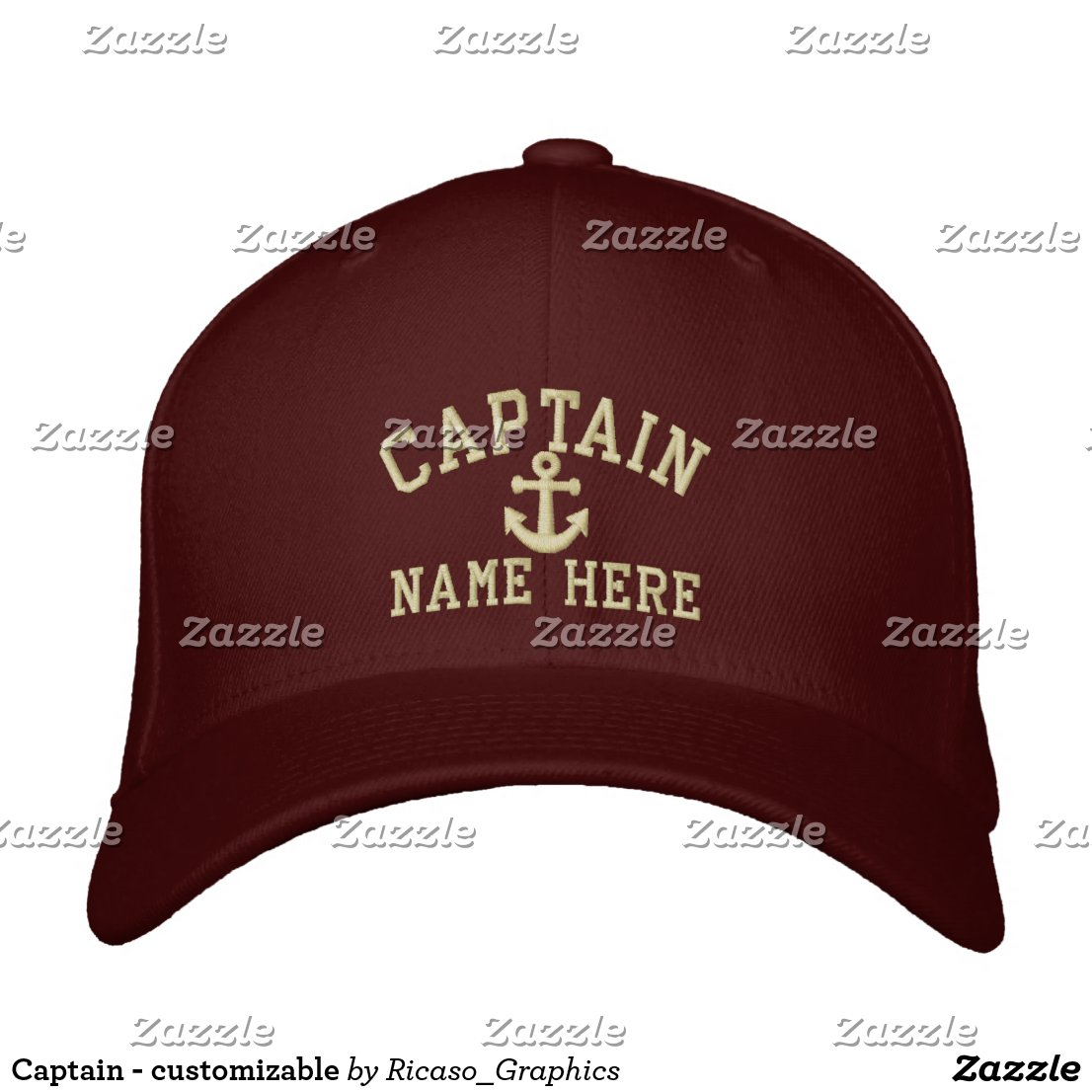 Captain - customizable
