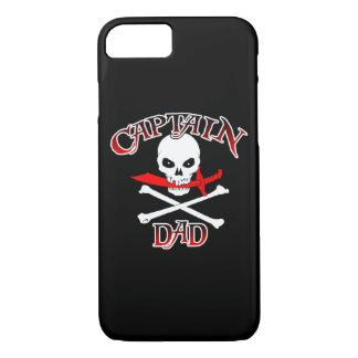 Captain Dad iPhone 7 Case