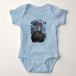 Captain Death Baby Bodysuit