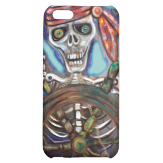 Captain Death iPhone 5C Cover