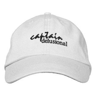 Captain Delusional Baseball Cap