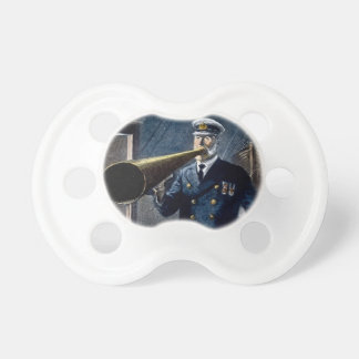 Captain Edward Smith RMS Titanic Vintage Pacifier