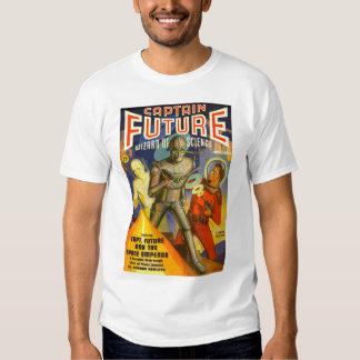 Captain el primer problema de Future Winter 1940, Camisas