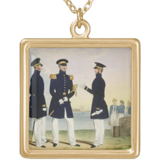Captain, Flag Officer and Commander (Undress) plat Custom Jewelry