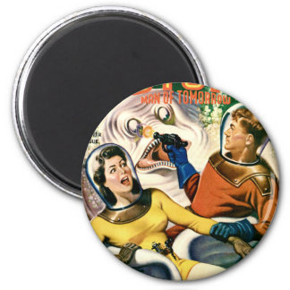 Captain Future and the Magic Moon Magnet