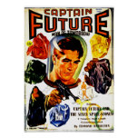 Captain Future and the Seven Spacestones Poster