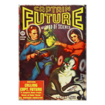 Captain Future and the Tentacle Men